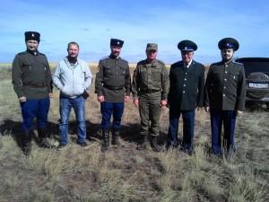 День танкиста на Донгузском полигоне