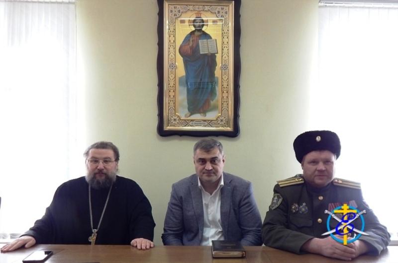 В Челябинской епархии прошла первая конференция просветительского общества «Двуглавый орел»