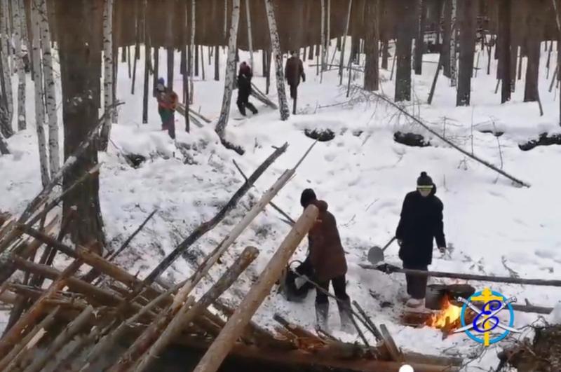 """Новый полевой выход клуба """"Пластун"""""""